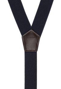 Only & Sons - ONSBOWTIE SUSPENDER SET - Noeud papillon - dark navy