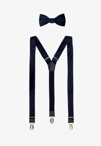 Only & Sons - ONSBOWTIE SUSPENDER SET - Belt - navy - 0