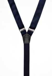 Only & Sons - ONSBOWTIE SUSPENDER SET - Belt - navy - 4