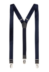 Only & Sons - ONSBOWTIE SUSPENDER SET - Belt - navy - 1
