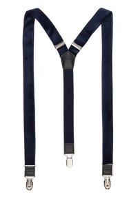 Only & Sons - ONSBOWTIE SUSPENDER SET - Belt - navy - 2