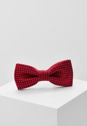 ONSTHEO SBOW TIE - Fliege - pompeian red