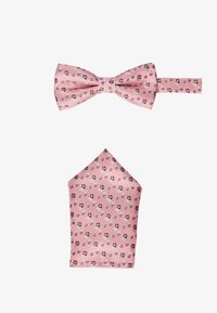 Only & Sons - ONSTODD BOW TIE BOX SET - Pochet - misty rose/pink - 1