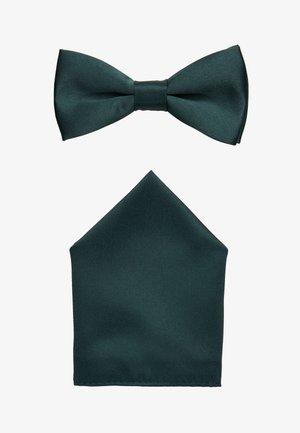 ONSTRENT BOW TIE BOX HANKERCHIEF SET - Kapesník do obleku - scarab