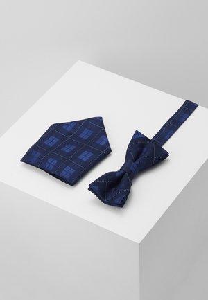 ONSTOBIAS BOW TIE BOX HANKERCHIE SET - Einstecktuch - dress blues