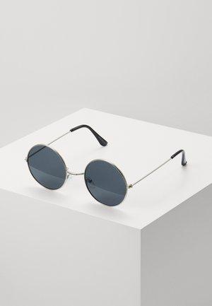 ONSSUNGLASSES ROUND - Sluneční brýle - black