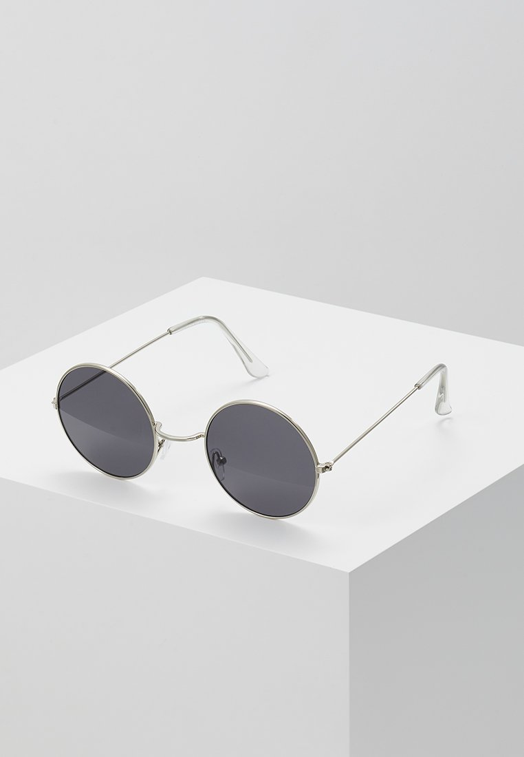 Only & Sons - ONSSUNGLASSES ROUND - Solbriller - black