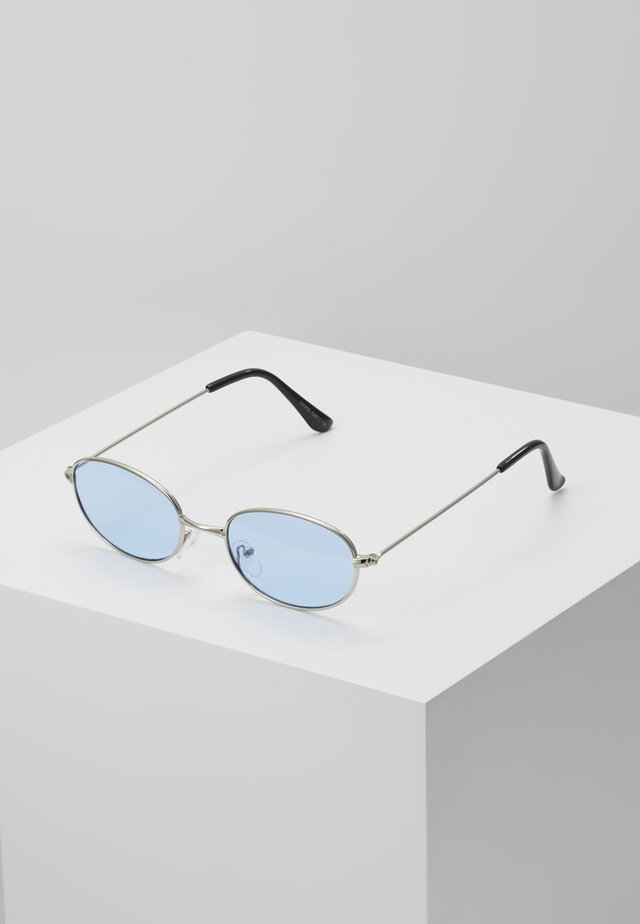 ONSSUNGLASSES COLOURED - Sunglasses - new blue/silver-coloured