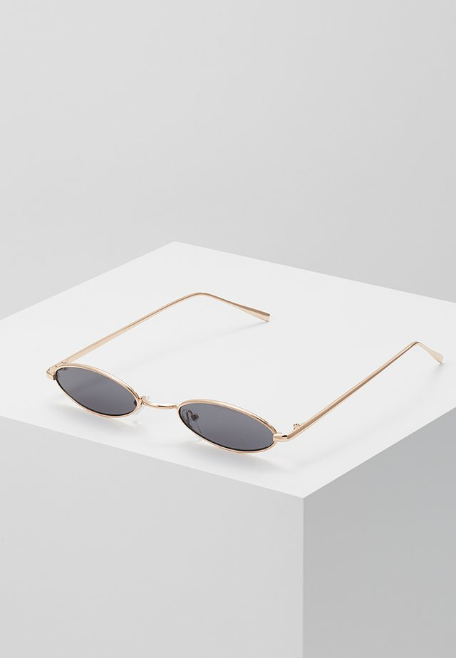 ONSSUNGLASS SONS FANCY - Sunglasses - shiny gold-coloured
