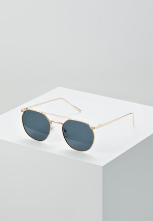 ONSSUNGLASSES BOX - Zonnebril - shiny gold-coloured/phantom