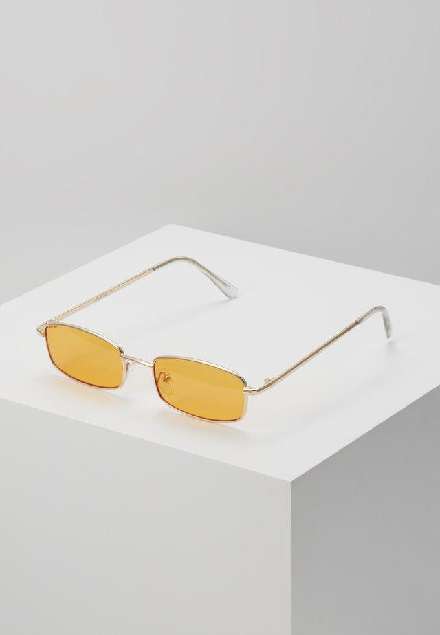 ONSSUNGLASS SONS FANCY - Sluneční brýle - new orange/dark yellow tinted