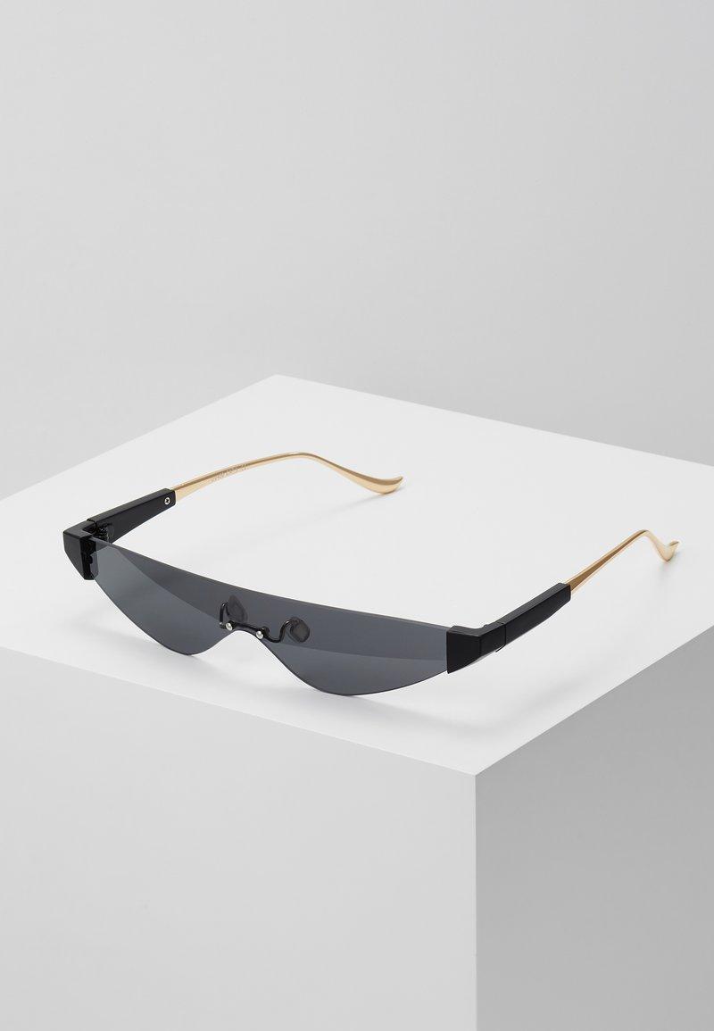 Only & Sons - Sluneční brýle - gold-coloured/black