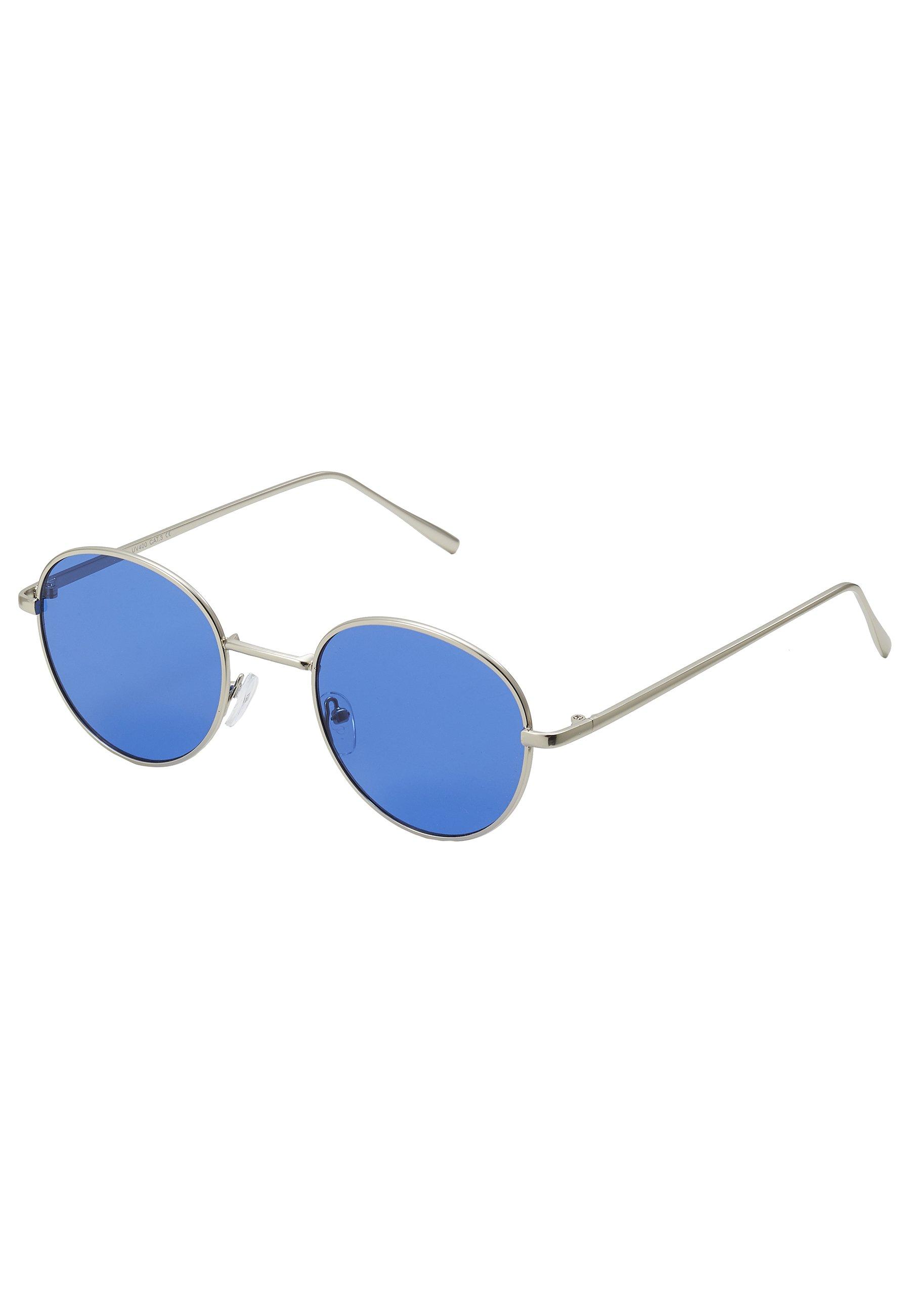 Only & Sons Solglasögon - dark blue/silver-coloured