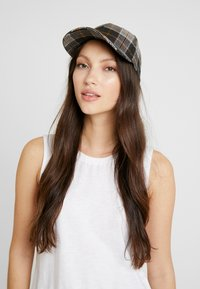 Only & Sons - ONSCHECK BASEBALL - Cap - yellow/grey check - 4