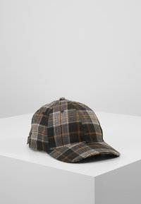 Only & Sons - ONSCHECK BASEBALL - Cap - yellow/grey check - 0