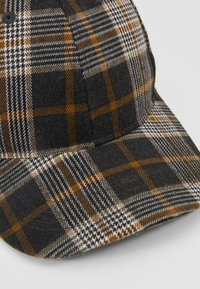 Only & Sons - ONSCHECK BASEBALL - Cap - yellow/grey check - 6