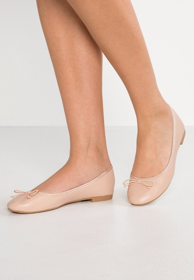 ONLY SHOES - ONLBEE - Ballet pumps - nude