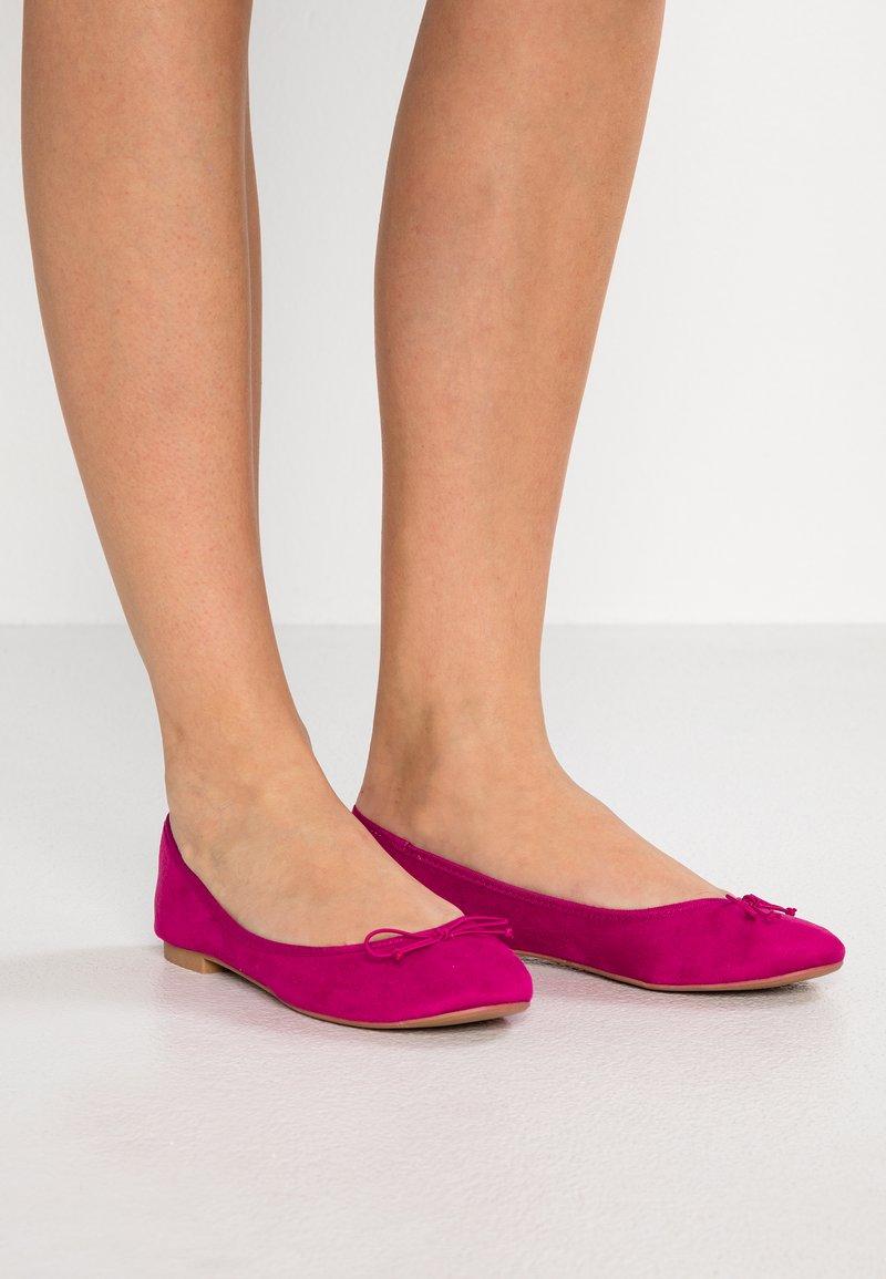 ONLY SHOES - ONLBEE - Klassischer  Ballerina - pink carnation