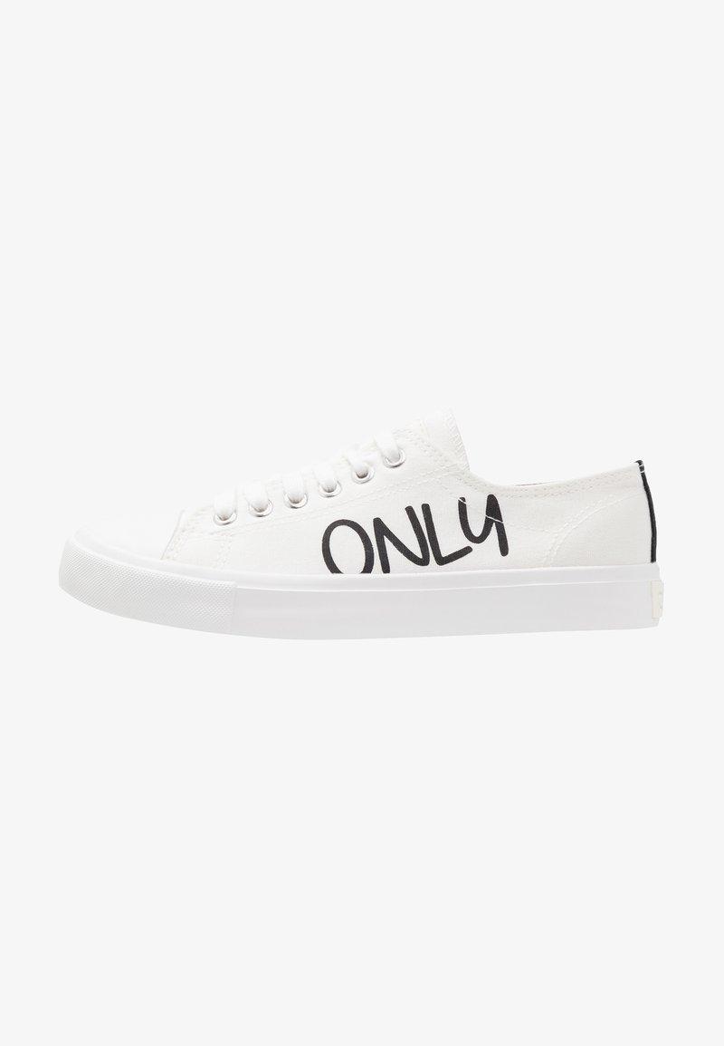 ONLY SHOES - ONLSURI - Sneaker low - white swan