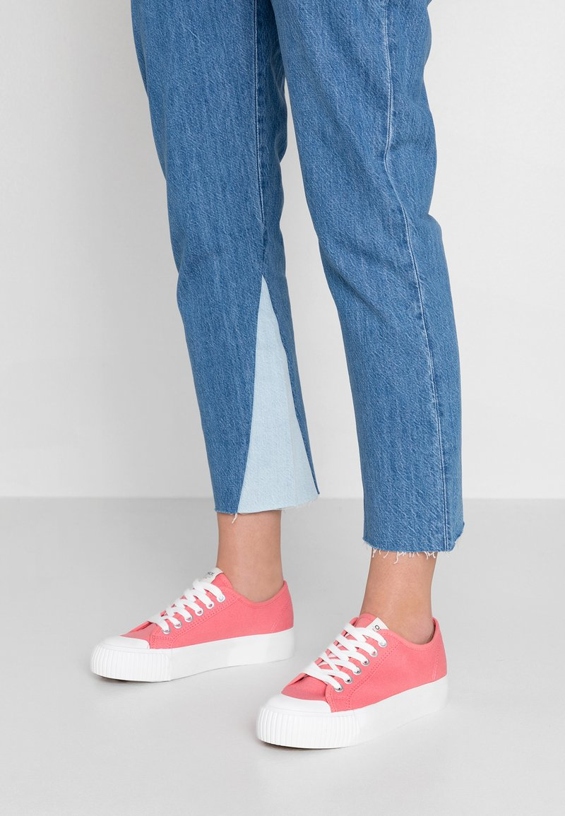 ONLY SHOES - ONLSALONI PLAIN - Sneakers laag - light pink