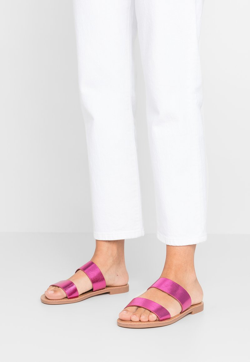 ONLY SHOES - Mules - pink