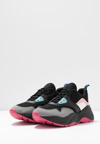 ONLY SHOES - Trainers - black - 4