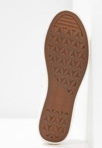 ONLY SHOES - ONLNEW SURI  - Sneaker low - white - 6