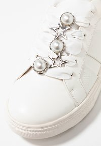ONLY SHOES - ONLSAGE PANEL - Tenisky - white - 2