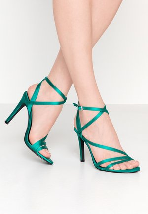 ONLAILA CROSS  - Sandaletter - green