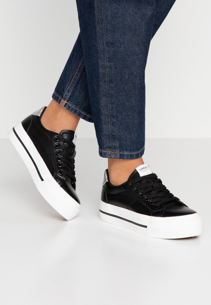 ONLY SHOES - ONLSAILOR - Trainers - black