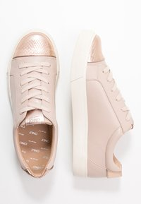 ONLY SHOES - ONLSKYE CROC TOE CAP - Trainers - rose - 3