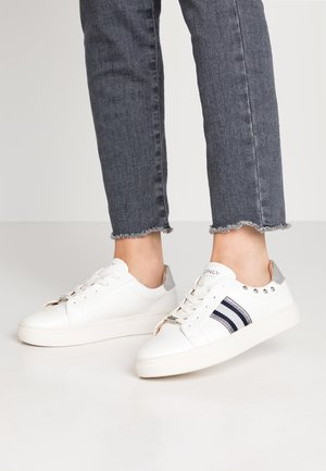 ONLSAGE - Sneakers - white/grey