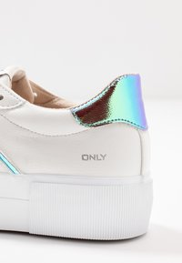 ONLY SHOES - ONLSAILOR - Trainers - white/blue - 2