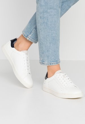 ONLSHILO SIDE - Sneakers laag - white