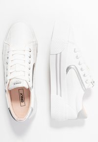 ONLY SHOES - ONLSAILOR - Trainers - white - 3