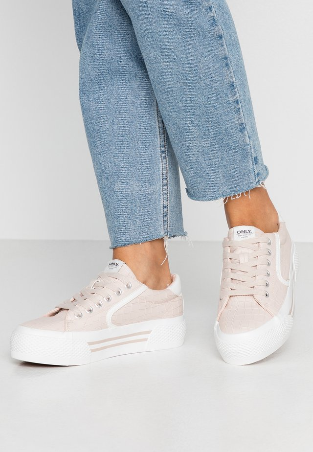 ONLSAILOR - Sneakers - rose