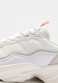 ONLY SHOES - ONLSHAY CHUNKY - Joggesko - white/grey - 2