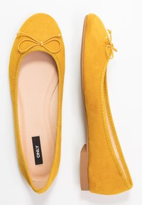ONLY SHOES - ONLBEE - Ballerines - yellow - 3