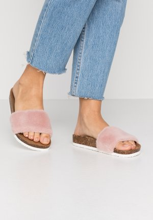 ONLMATHILDA - Slippers - rose