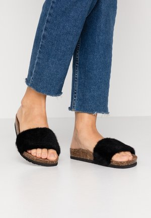 ONLMATHILDA - Slippers - black
