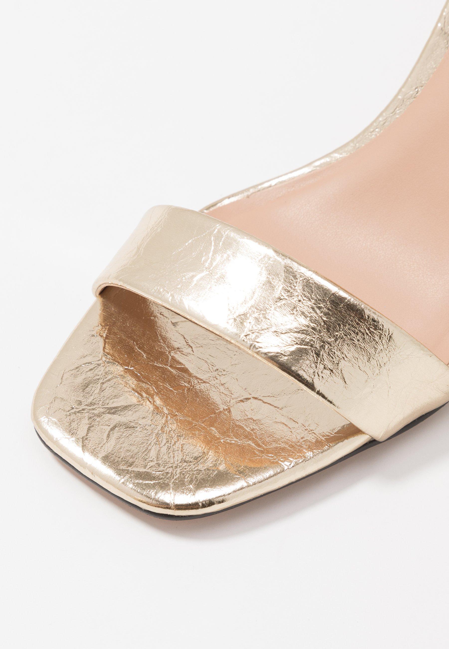 ONLALYX Sandaletter gold