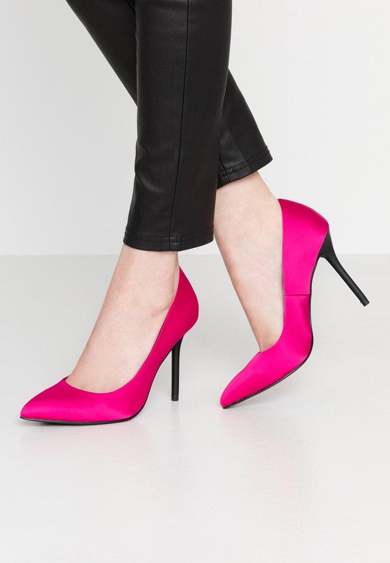 ONLY SHOES - ONLCHARLIE - High heels - rose
