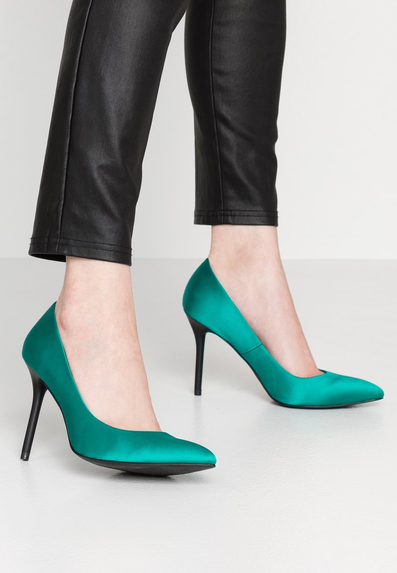 ONLY SHOES - ONLCHARLIE - High heels - green