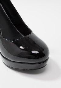 ONLY SHOES - ONLPAIRY - Lodičky na vysokém podpatku - black - 2