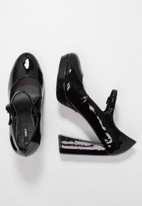 ONLY SHOES - ONLPAIRY - Lodičky na vysokém podpatku - black - 3