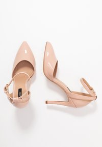 ONLY SHOES - ONLCHLOE - Escarpins à talons hauts - rose - 3