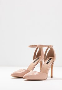 ONLY SHOES - ONLCHLOE - Høye hæler - rose - 4