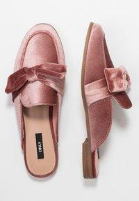ONLY SHOES - ONLBATIDA SLIP ON - Mules - light pink - 3