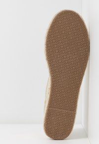 ONLY SHOES - ONLEVA  - Espadrilles - gold - 4