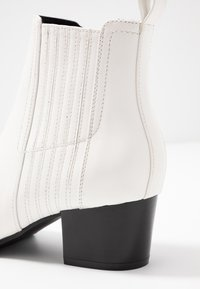 ONLY SHOES - ONLTOBIO - Ankle boots - white - 2